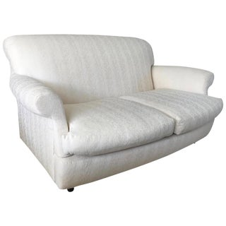 Vintage 1980s Palazzetti Loveseat For Sale