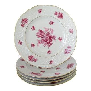 Schumann Arzberg Dinner Plates, Set of 5 For Sale