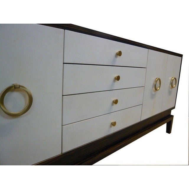 White Customizable Martin Sideboard For Sale - Image 8 of 10