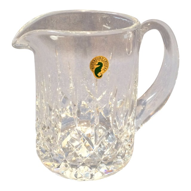 Waterford Crystal Lismore 1.5 Pint Pitcher - Image 1 of 4