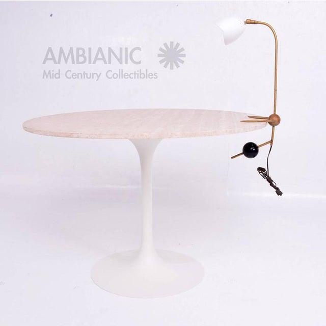 Italian Italian Desk Table Counterbalance Lamp For Sale - Image 3 of 11
