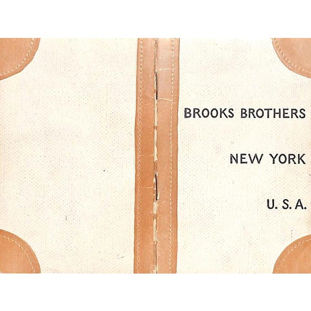Paper Brooks Brothers: The Packing of Your Luggage For Sale - Image 7 of 7