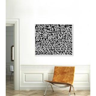 "Large ""haha Blotch"" Print by Kate Roebuck, 45"" X 34"" Preview"