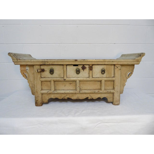 Antique Ming Altar Table - Image 2 of 11