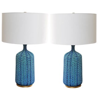 Visual Comfort Table Lamps - A Pair