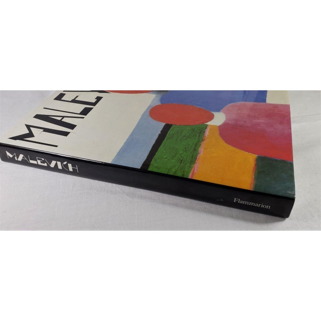 Published by Flammarion in 1991, this beautifully illustrated, oversized book contains Kazimir Malevich's biographical...