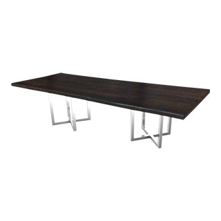Intersect Dining Table 2 For Sale