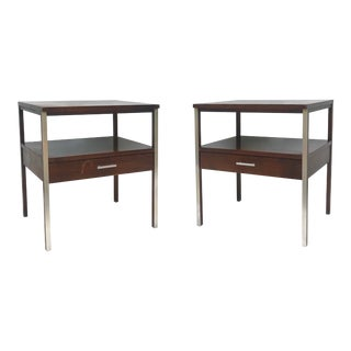 Pair Paul McCobb End Tables or Nightstands For Sale