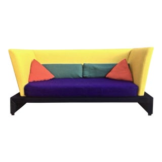Final Markdown 1984 Milo Baughman for Thayer Coggin Prisma Collection Sofa