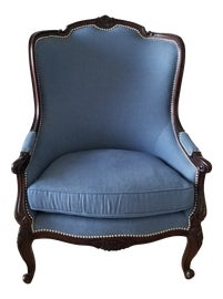 Image of Newly Made Wingback Chairs in Los Angeles