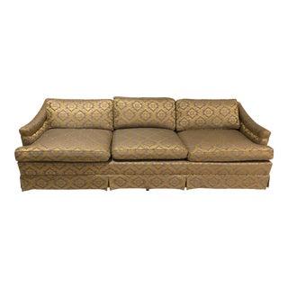 Mid Century Modern Hollywood Regency Sofa