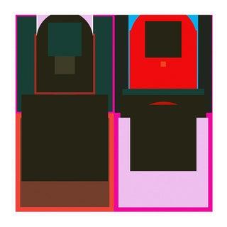Promethean Hosteler Limited Edition Modern Print For Sale