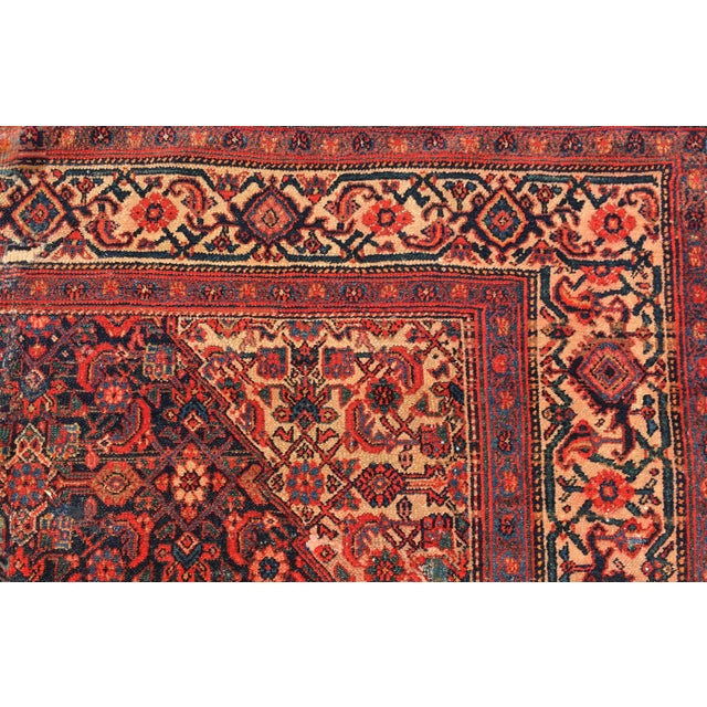 19th Fereghan / Saruk Palace Size Rug For Sale - Image 11 of 13