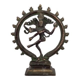 Vintage Bronze Shiva C. 1930-1950
