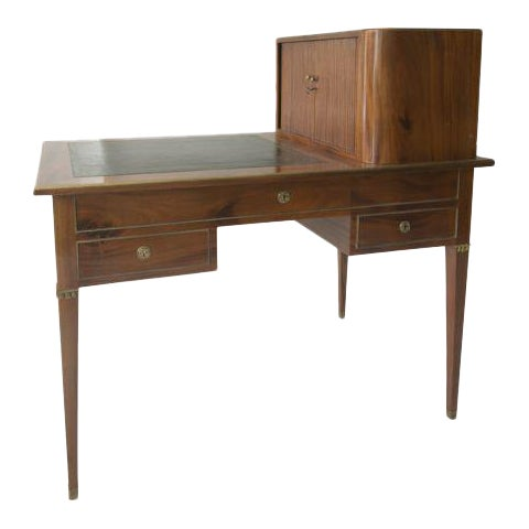 L. 18th C. Swedish Gustavian Desk - Image 1 of 8