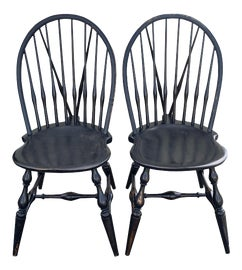 Image of English Windsor Chairs