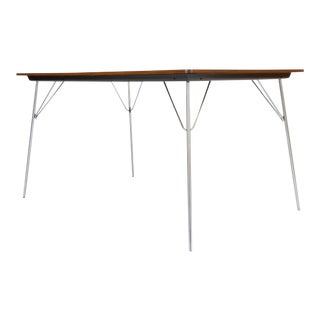 Dtm-20 Rectangular Dining Table by Ray & Charles Eames for Herman Miller For Sale