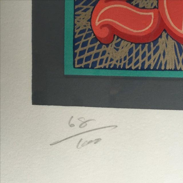 'Jackson 20' Framed Print by Tony King, 1981 - Image 7 of 10