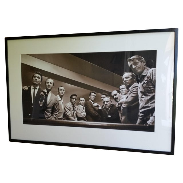 """Sid Avery Photograph - """"Rat Pack"""" Ocean's Eleven - Image 1 of 4"""