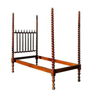 Portuguese Rosewood Tester Bed Preview