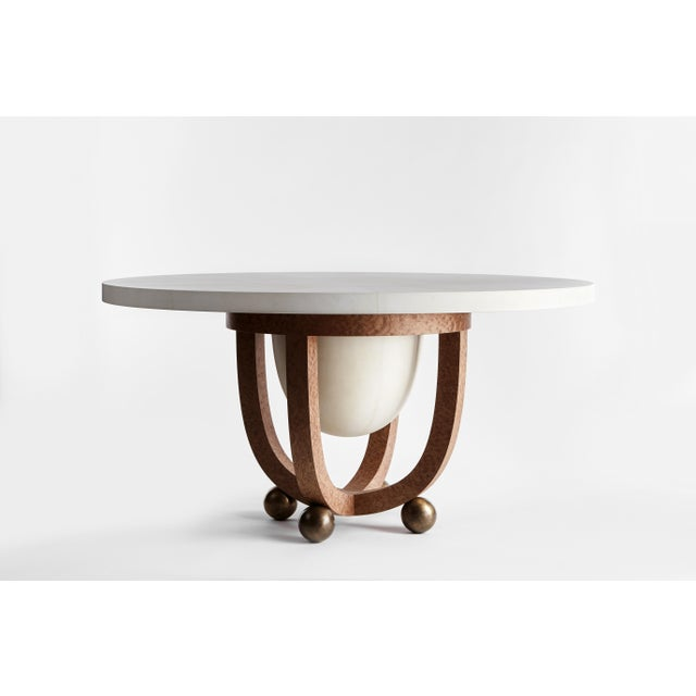 Islamic Drum Dining Table For Sale - Image 3 of 3