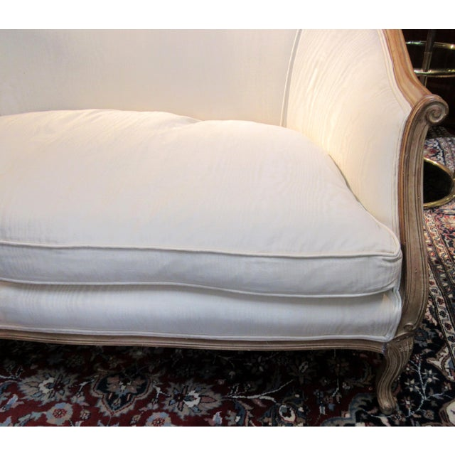 French Country French Style Settee For Sale - Image 3 of 13