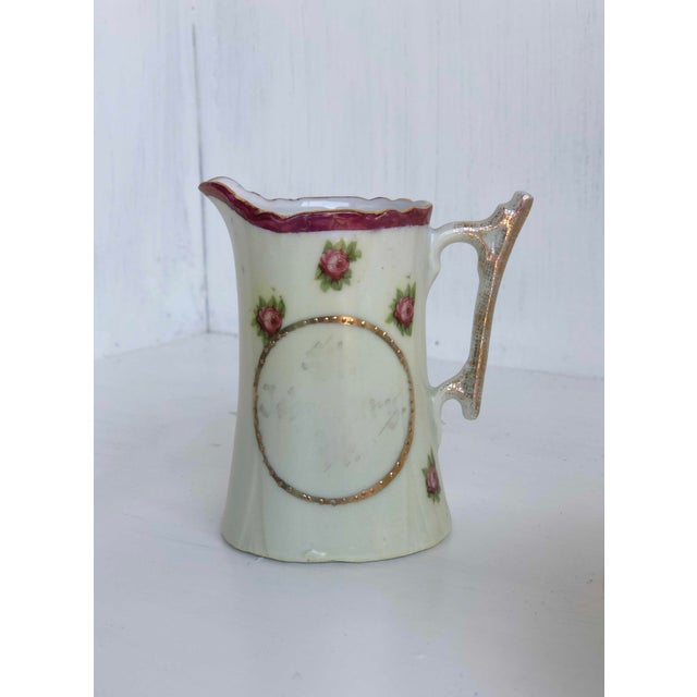 Colclough Creamer, Tea Cup and Saucer Set For Sale In Dallas - Image 6 of 12
