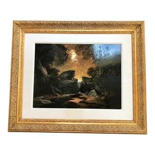 Modern M. Charles Rhinehart Painting For Sale