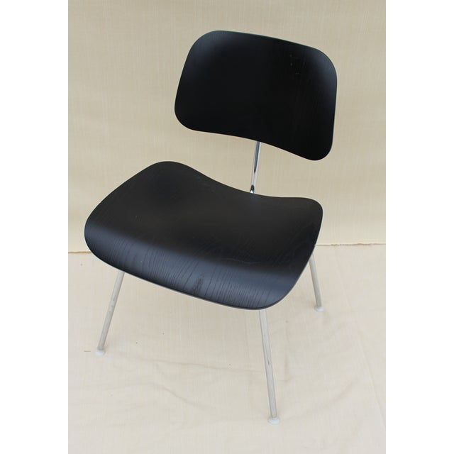 Herman Miller DCM Ebony Dining Chair - Image 4 of 4