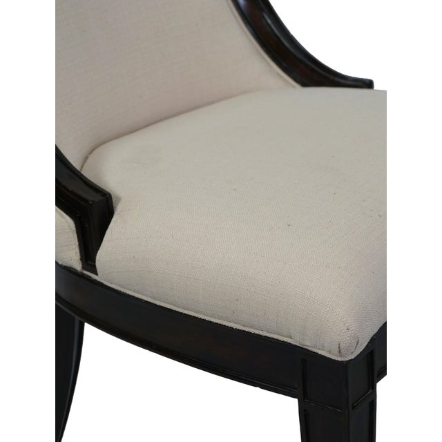 Sarreid Parisian Dining Side Chair For Sale In Washington DC - Image 6 of 9