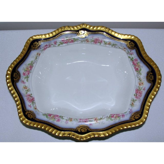 Ceramic Limoges Display Collector Casserole Covered Dish For Sale - Image 7 of 11