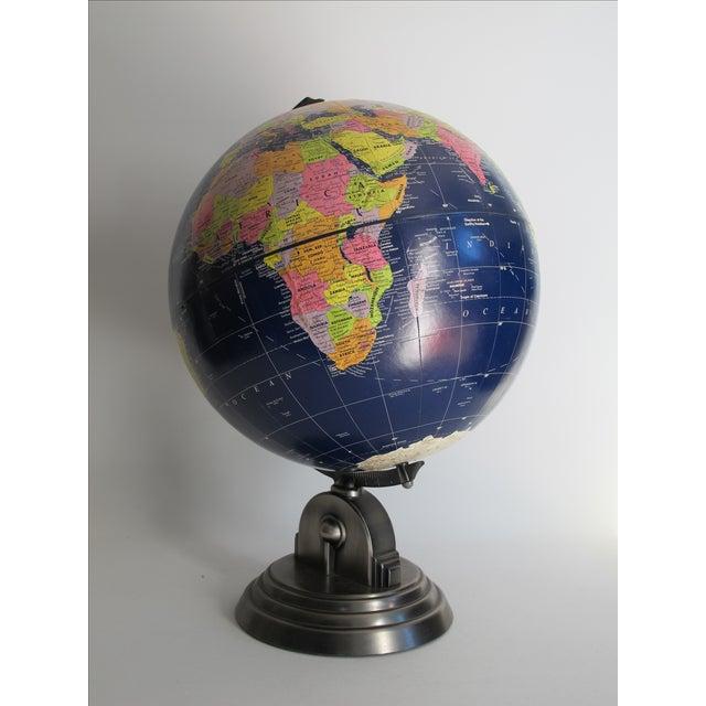 Vintage 1980s Desk Globe For Sale - Image 7 of 8