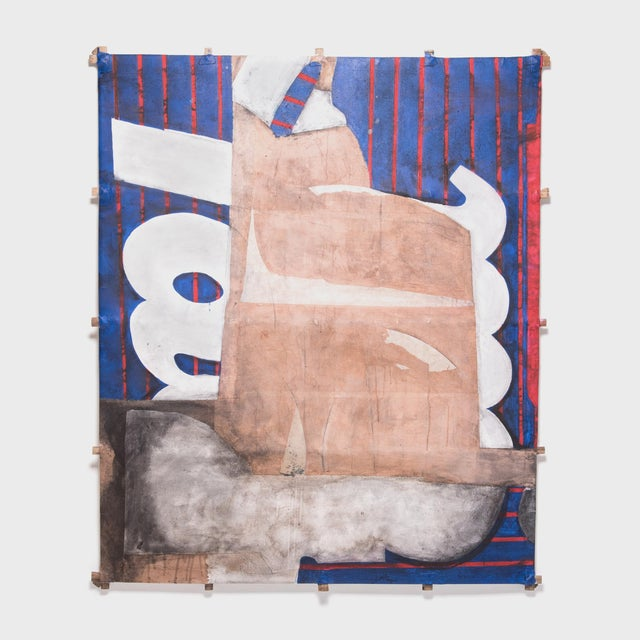 """""""Blu"""" comes from Chicago artist Michael Thompson's most recent kite collection. Inspired by the writings of Philip K...."""