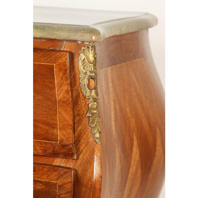 Late 19th Century Swedish Roccoo Style Chest of Drawers For Sale - Image 5 of 9
