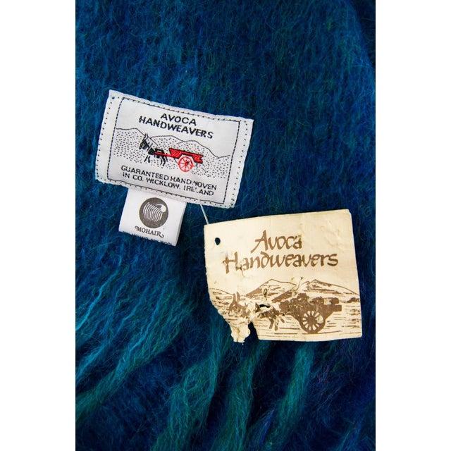 Avoca Handweavers Handmade Mohair Throw - Image 7 of 8