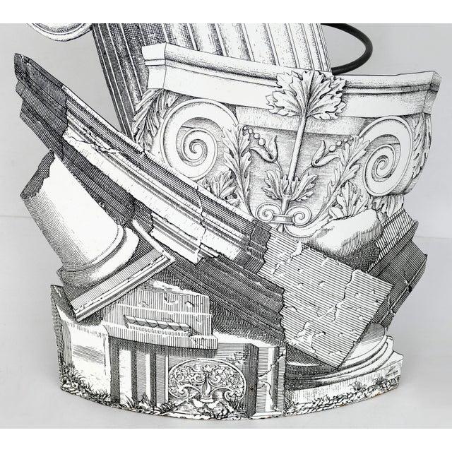 Piero Fornasetti Umbrella Stand 'Forasetti-Milano' For Sale In Miami - Image 6 of 12