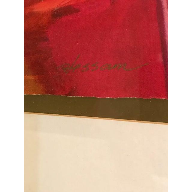Hessam Abrishami Limited Edition Serigraph - Image 5 of 11