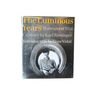 The Luminous Years - Monograph of Karl Bissinger's Photographs For Sale