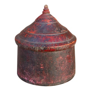 Kilpa Antique Tikka Box For Sale