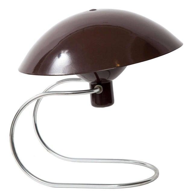 Enamel 1950s Greta Von Nessen Anywhere Lamp For Sale - Image 7 of 7