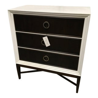 Hickory White Contemporary Drawer Chest For Sale