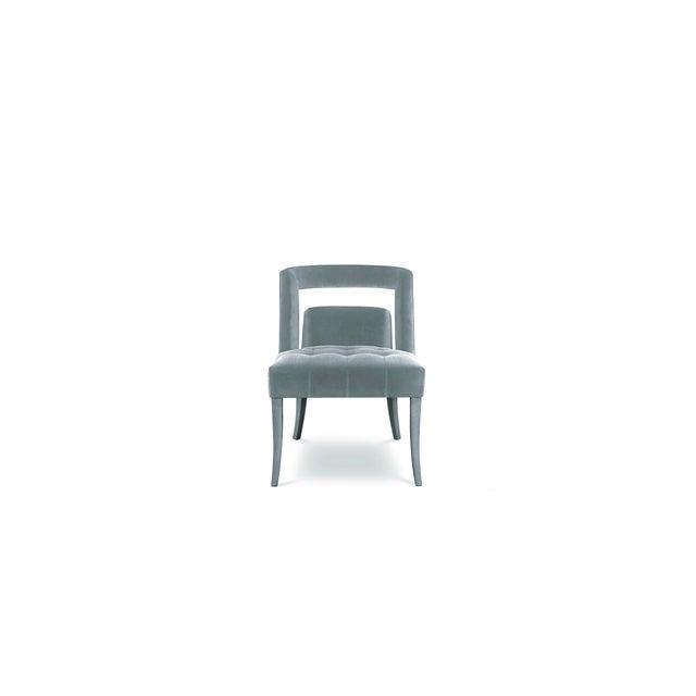 Modern Covet Paris Naj Dining Chair For Sale - Image 3 of 3