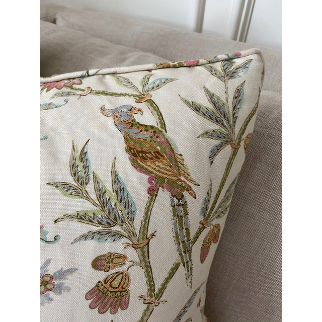 Contemporary Aerin Pillows- a Pair For Sale - Image 3 of 4