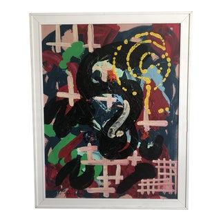 Peter Robert Keil Painting For Sale