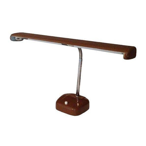 Mid-Century Modern Mid-Century Industrial Gooseneck Desk Lamp For Sale - Image 3 of 6