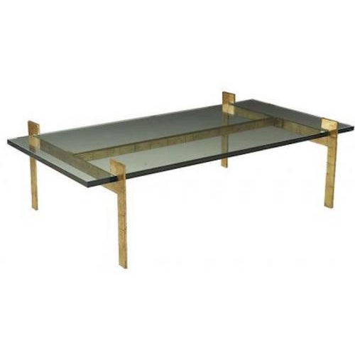 Brass Studio Van den Akker Beyrouth Coffee / Cocktail Table For Sale - Image 7 of 7