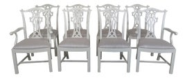 Image of Hickory Chair Furniture Company Dining Chairs