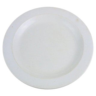 Dutch Ironstone Serving Plate For Sale