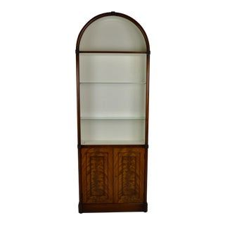 1940s Arch Top Cabinet For Sale