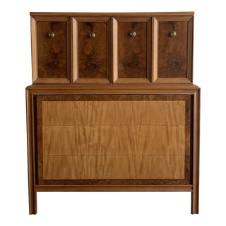 Basic-Witz Two Tone Highboy For Sale